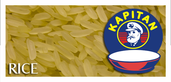 Kapitan Trading::Suppliers of quality rice, maize, flour, legumes and lentils to South Africa